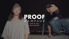 RAMPAGE / PROOF (prod.fastriver)