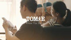 "TOMIE – ""Know You Better"" Prod. Plutony"